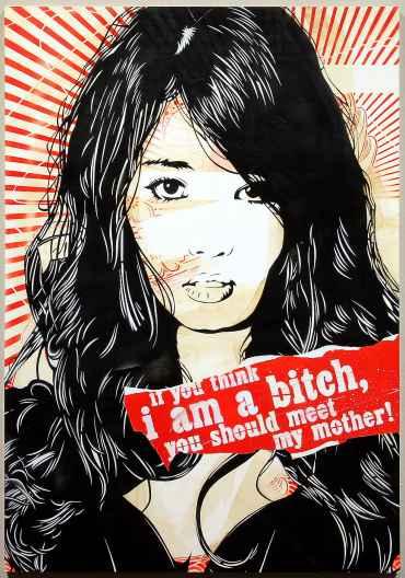 Aoi - bitch