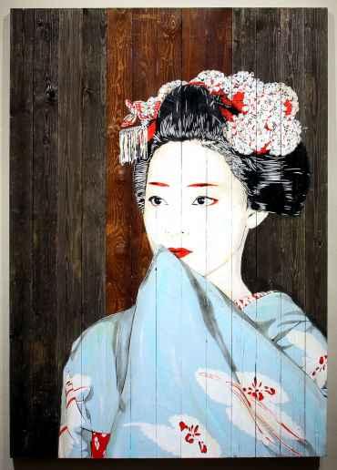 Geisha Meiko