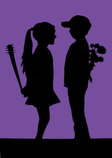 FAKE LOVE (purple)