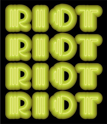 RIOT(Acid Green)