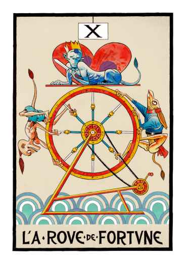 Le Roue De Fortune (The Wheel of Fortune), 2015