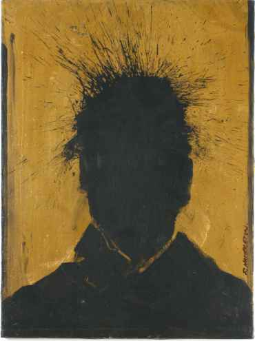 Shadow Head, ca. 1988- 1990