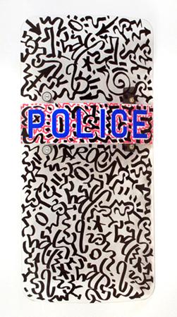 Police Shield, 2010