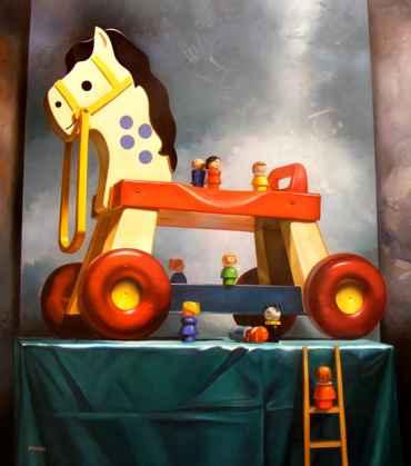 Trojan Horse, 2010