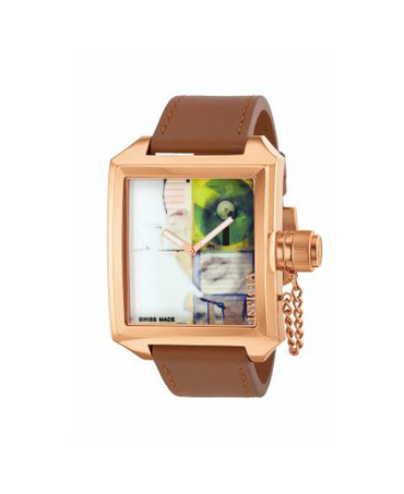 WATCH ROSE GOLD -