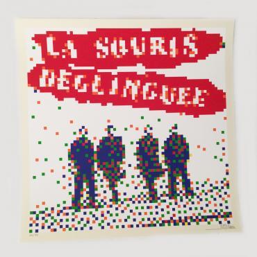 LA SOURIS DÉGLINGUÉE (LSD)