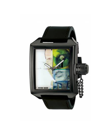 WATCH BLACK IONIC -