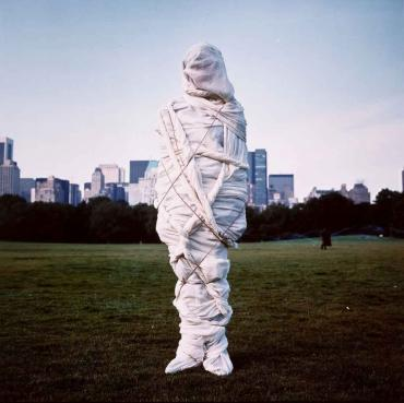 CHRISTO New York 1978