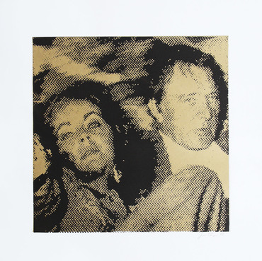 WITHOUT LOVE - DICK & LISE (GOLD)