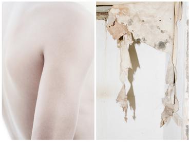 Skin I & II Diptych