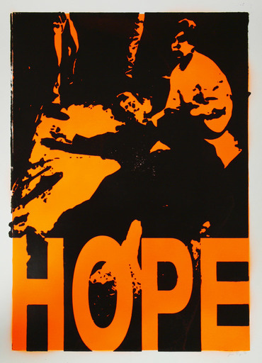 NO HOPE (ORANGE)