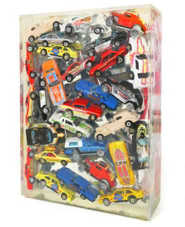 CAR ACCUMULATION (MATCHBOX CARS)