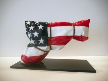 American Flag Gun