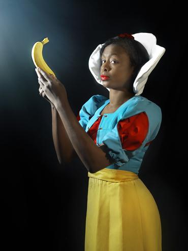 Rewrite history in black, Snow white