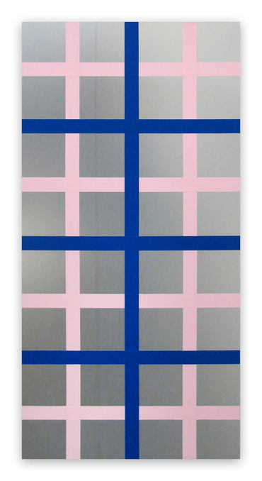 Double Grid 4, 2016