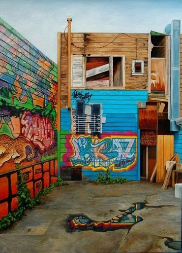 Mission Alley