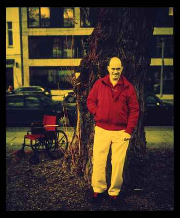 William Binney (Berlin), 2014