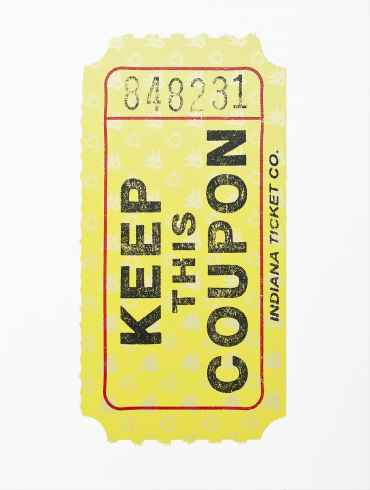 Keep This Coupon (yellow)