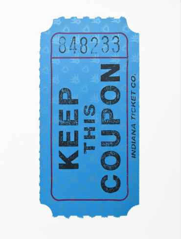 Keep This Coupon (blue)