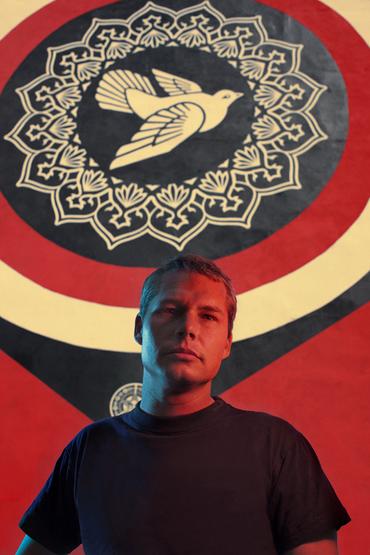 Shepard Fairey (USA), Copenhagen 2011