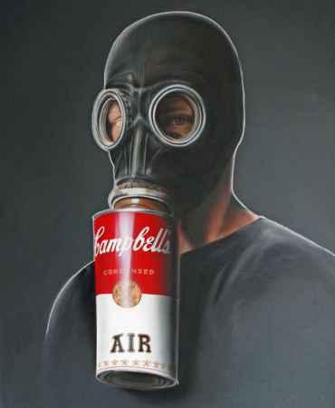Condensed Air