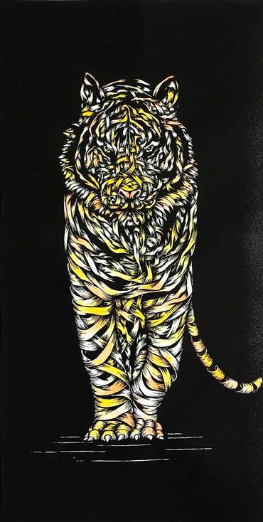 Tiger Threat Yellow