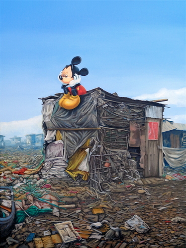 Mickey Slum Landfill Series: Two
