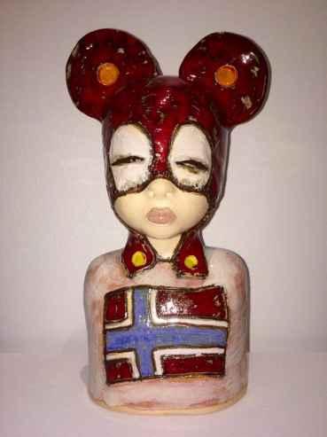 Norwegian Red Kid