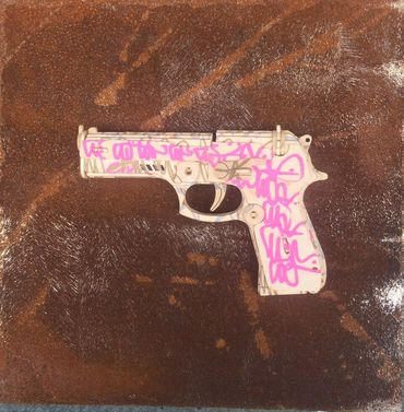 Pure Evil Gun 1