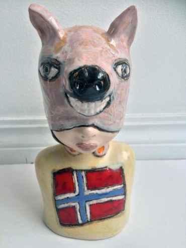 Norwegian Wolf Kid
