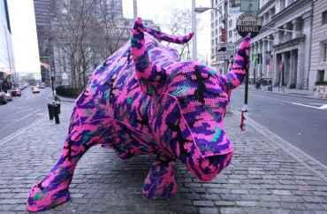 Project B: Wall Street Bull