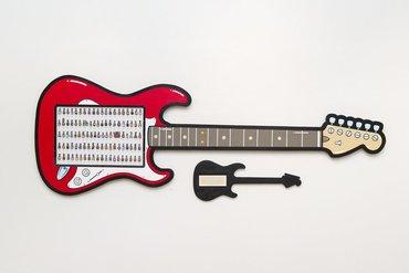 100 Guitars