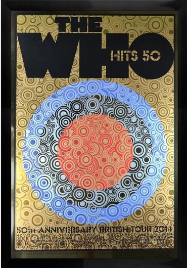 The Who, 50th Anniversary British Tour