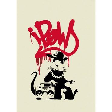 Gangsta Rat (Signed)