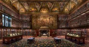 Morgan Library I, 2012