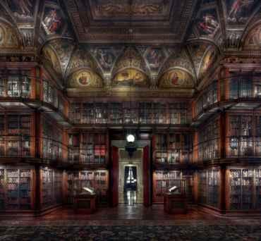 Morgan Library III, 2015