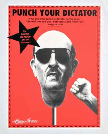 Punch Your Dictator