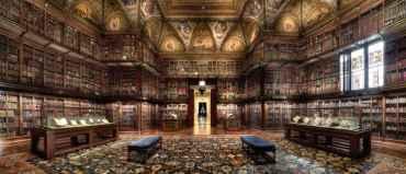 Morgan Library II, 2012