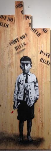 Stencil Boy