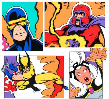 X-Men Portfolio