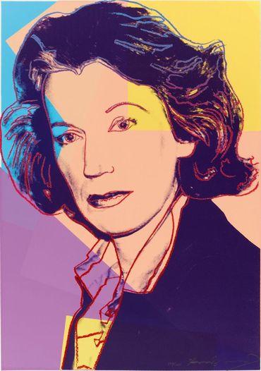 Mildred Scheel (FS II.238)