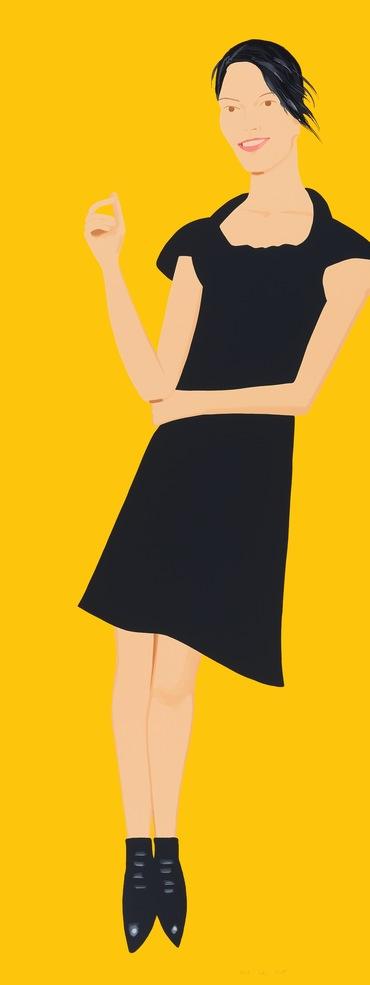 Black Dress - Carmen