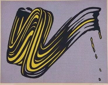 Brushstroke Corlett II.5