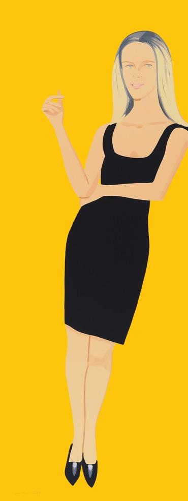 Black Dress - Yvonne
