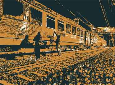 Ohne Titel (Train)