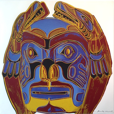 Northwest Coast Mask FS II.380