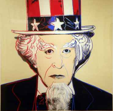 Uncle Sam, from Myths Series