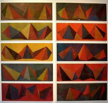 10 Pyramids