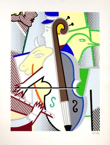 Cubist Cello