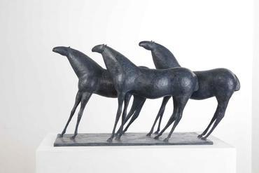 Three Horses (Trois Chevaux)